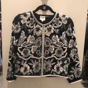 Parker embroidered jacket
